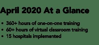 April 2020 XSOLIS