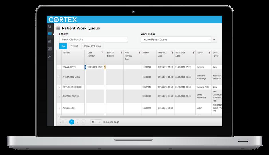 laptop patient work queue cortex.png