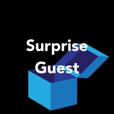 surprise guest