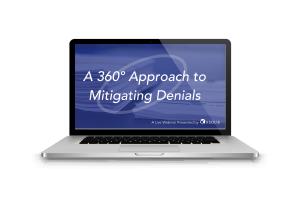 A 360 Approach to Mitigating Denials