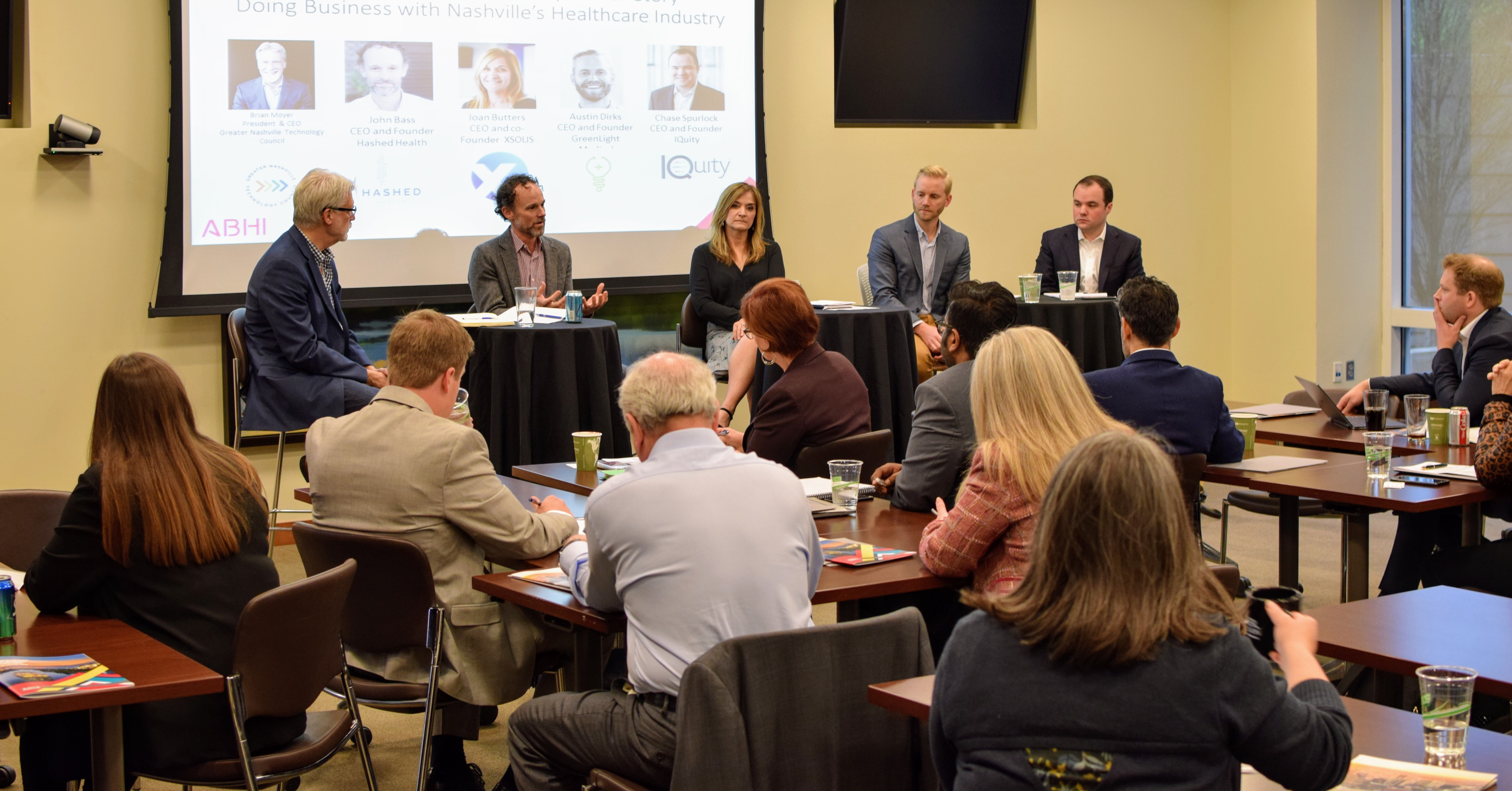 Trust and Transparency: Themes from Nashville's Healthcare Industry