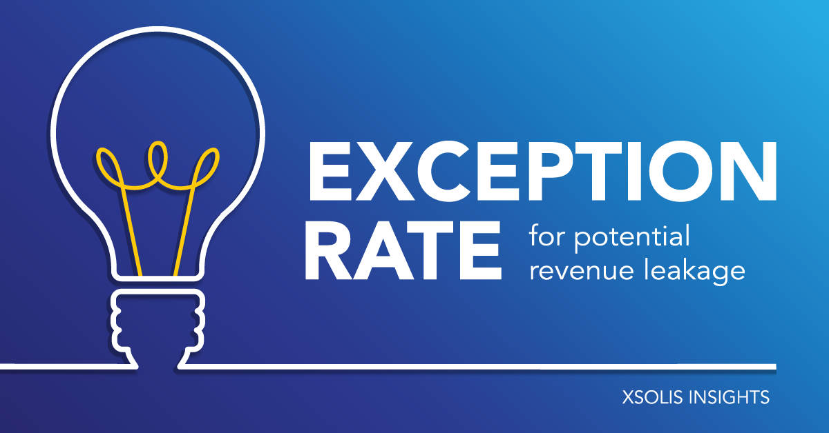 Exception Rate Blog