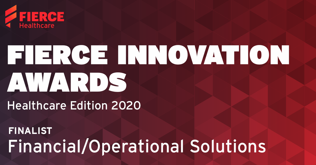 XSOLIS Named a Finalist in the Fierce Innovation Awards – Healthcare Edition 2020
