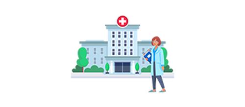 Hospital-illustration