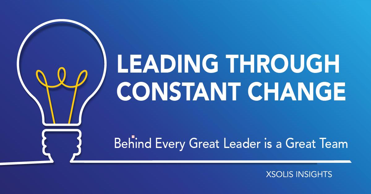 Leading Through Constant Change