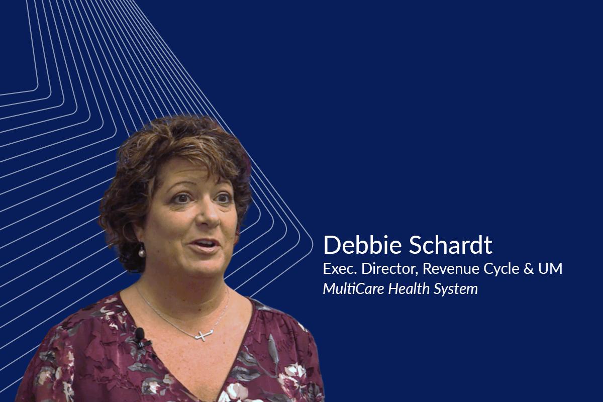 Debbie Schardt MultiCare Video Image web only