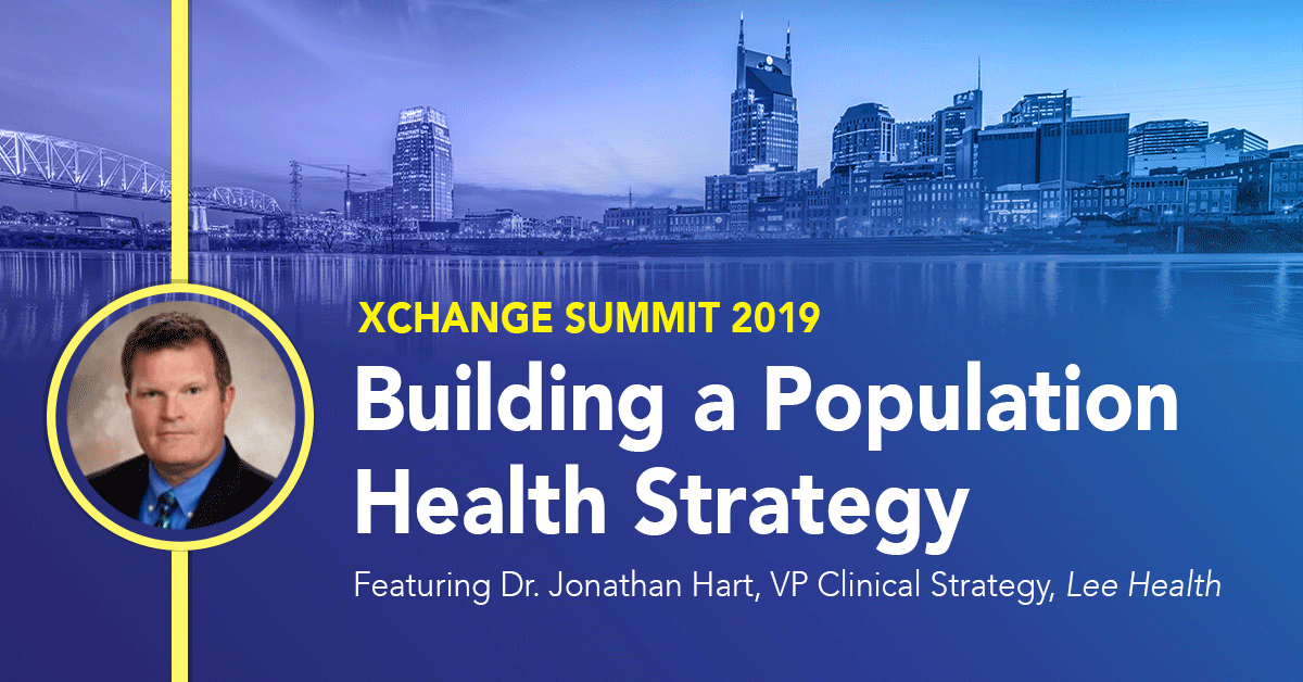 Featured Speaker - Jon Hart, Vice President at Lee Health