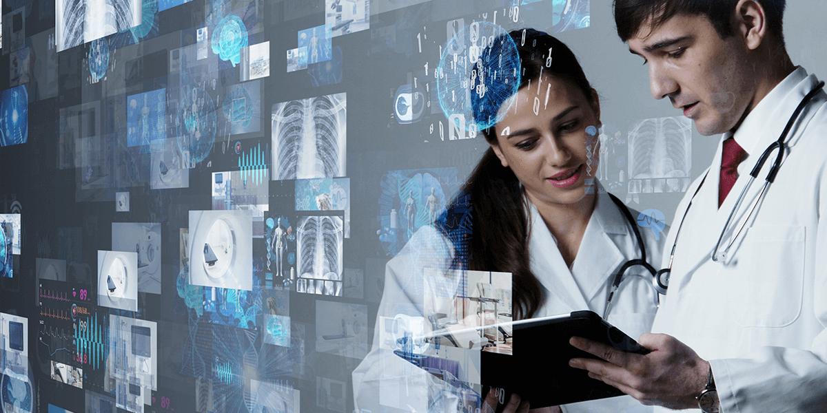 AI in Healthcare Image